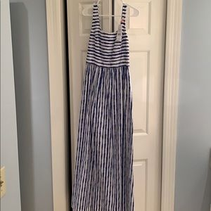 New with tags vineyard vines maxi dress